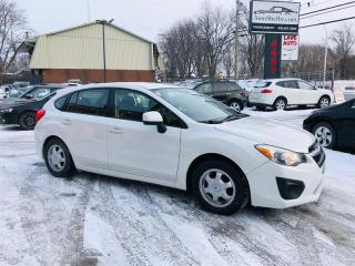 Used 2013 Subaru Impreza AWD-Air-Mags-Bluetooth-Propre-Jamais Accidentée for sale in Laval, QC
