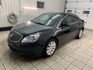 Used 2015 Buick Verano Berline cuir mag siège chauffant démarre for sale in Trois-Rivières, QC