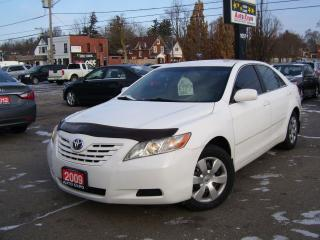 Used 2009 Toyota Camry LE,ONE OWNER,LOW KM'S,CERTIFIED,NO ACCIDENT,NAVI,, for sale in Kitchener, ON