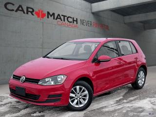 Used 2015 Volkswagen Golf Trendline / ALLOY'S for sale in Cambridge, ON