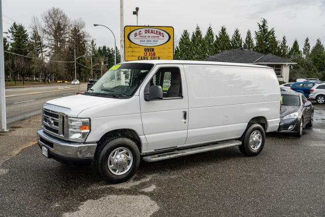2010 Ford Econoline E-250 Cargo Van, Power Windows, Mirrors & Locks!