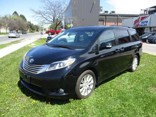 Used 2015 Toyota Sienna XLE ~ LIMITED ~ AWD ~ DVD ~ JBL ~ LEATHER for sale in Toronto, ON