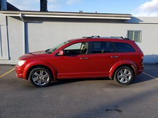 Used 2009 Dodge Journey R/T, AWD, Navi, 7 pass, 3/Y Warranty availabl for sale in Toronto, ON