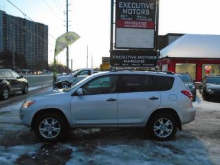 Used 2009 Toyota RAV4 BASE/ ONE OWNER / NO ACCIDENT / 4WD / SUPER  CLEAN for sale in Scarborough, ON