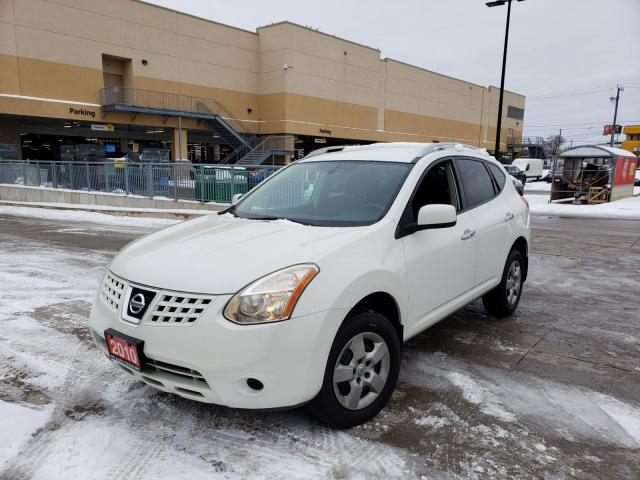 2010 Nissan Rogue AWD, Automatic, 3 Years warranty available.
