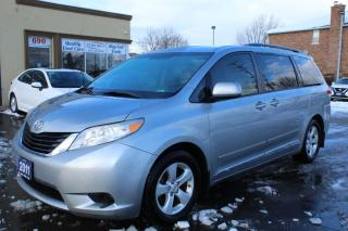 Used 2011 Toyota Sienna LE 8 Passengers Power Doors for sale in Brampton, ON