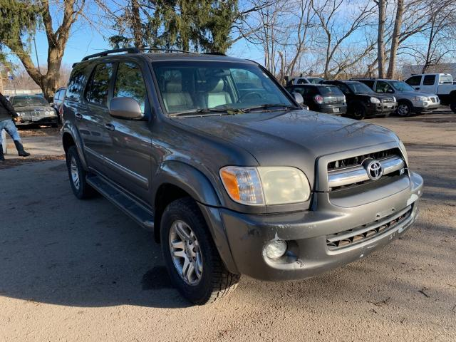 2006 Toyota Sequoia Limited**LEATHER**SUNROOF**ENGINE PROBLEM**AS IS