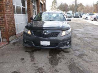 Used 2010 Toyota Camry SE for sale in Weston, ON