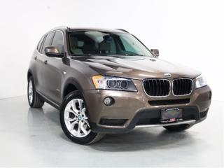 Used 2013 BMW X3 xDrive28i   AWD   PANO   NAVI   BACKUP CAM for sale in Vaughan, ON
