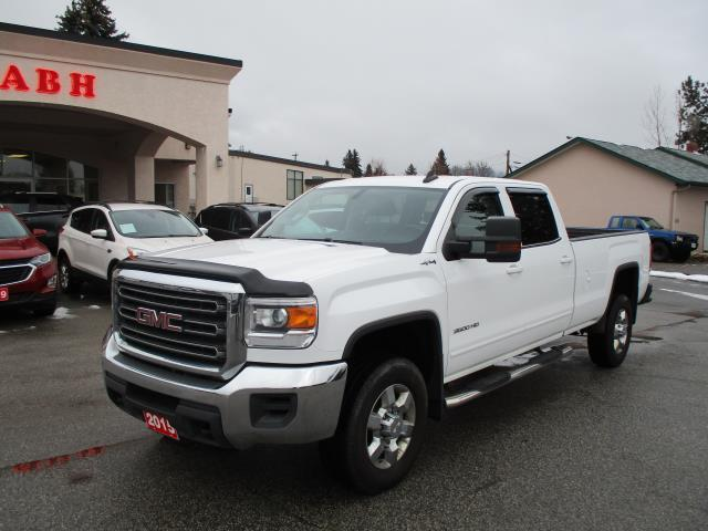 2015 GMC Sierra 3500 HD SLE CREW LONG BOX