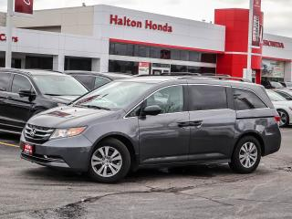 Used 2017 Honda Odyssey SE|NO ACCIDENTS|SERVICE HISTORY ON FILE for sale in Burlington, ON