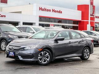 Used 2016 Honda Civic LX|NO ACCIDENTS for sale in Burlington, ON