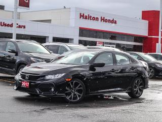 Used 2017 Honda Civic SPORT|SERVICE HISTORY ON FILE for sale in Burlington, ON
