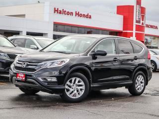Used 2016 Honda CR-V EX-L|ONE OWNER for sale in Burlington, ON