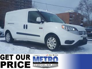 Used 2016 RAM ProMaster City SLT - Winter Tires for sale in Ottawa, ON