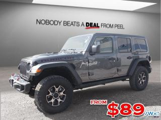 New 2019 Jeep Wrangler Unlimited Rubicon 4x4 for sale in Mississauga, ON