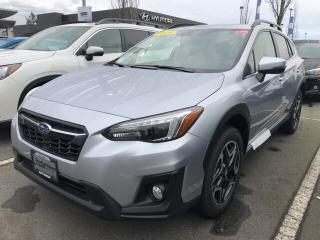 New 2019 Subaru XV Crosstrek Limited for sale in Port Coquitlam, BC