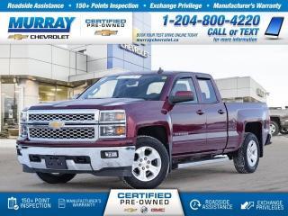 Used 2015 Chevrolet Silverado 1500 LT for sale in Winnipeg, MB