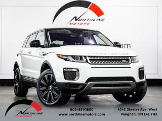 Used 2016 Land Rover Evoque HSE|Navigation|Heads Up Disp|Drivers Assist|Pano for sale in Vaughan, ON