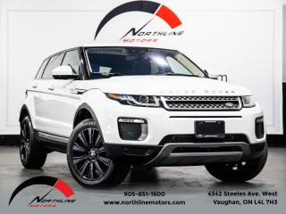 Used 2016 Land Rover Evoque HSE|Navigation|Drivers Assist|Pano Roof|Camera for sale in Vaughan, ON