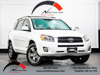 Used 2012 Toyota RAV4 4WD|Sport|Power Sunroof|AUX|A/C for sale in Vaughan, ON