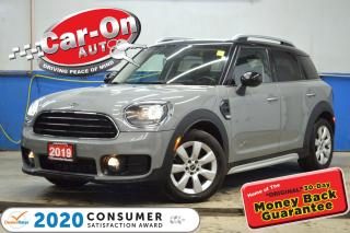 Used 2019 MINI Cooper Countryman Cooper ALL4 LEATHER PANO ROOF REAR CAM HTD SEATS L for sale in Ottawa, ON