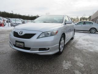 Used 2007 Toyota Camry SE / ONE OWNER / ACCIDENT FREE for sale in Newmarket, ON