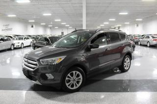 Used 2017 Ford Escape SE I NO ACCIDENT I BIG SCREEN I REAR CAM I HEATED SEATS I BT for sale in Mississauga, ON