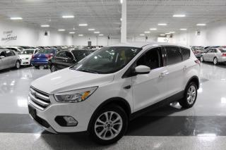 Used 2017 Ford Escape SE I NO ACCIDENTS I REAR CAM I HEATED SEATS I KEYLESS ENTRY for sale in Mississauga, ON