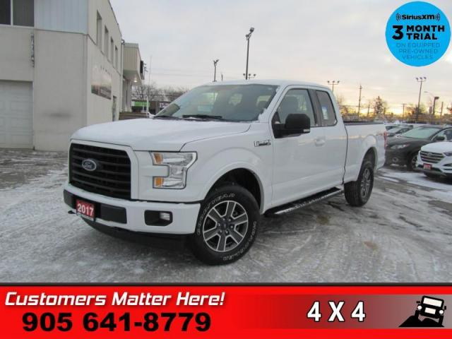 2017 Ford F-150 XLT  V8 4X4 SPORT P/SEAT BUCKETS/CONSOLE