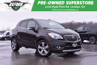 Used 2014 Buick Encore AT - Well Maintained, Clean for sale in London, ON
