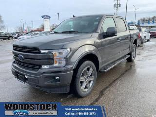 New 2020 Ford F-150 Lariat  502A, CREWCAB, 5.0L, ROOF, ADPT CRUISE for sale in Woodstock, ON
