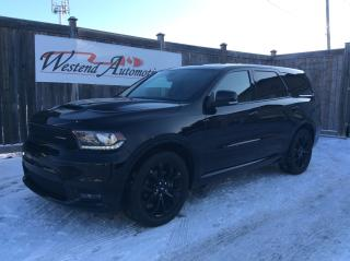 Used 2019 Dodge Durango R/T for sale in Stittsville, ON