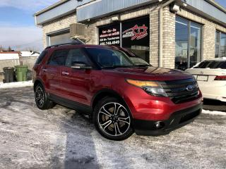 Used 2014 Ford Explorer 4 RM, 4 portes, Sport Technologie Pkg for sale in Longueuil, QC