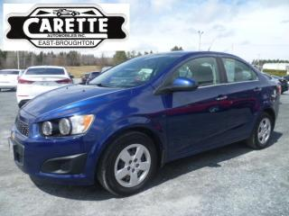 Used 2014 Chevrolet Sonic LT for sale in East broughton, QC
