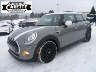 Used 2016 MINI Cooper Cuir twinpower turbo for sale in East broughton, QC