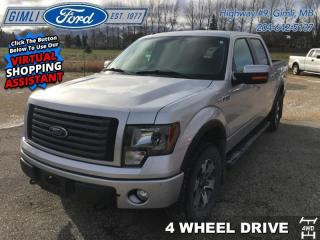 Used 2012 Ford F-150 FX4 for sale in Gimli, MB