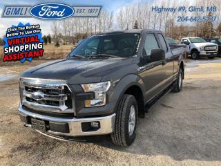 Used 2016 Ford F-150 XLT for sale in Gimli, MB