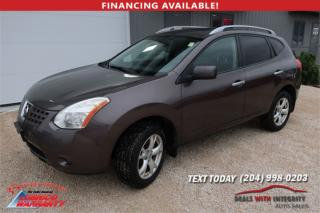 Used 2010 Nissan Rogue SL for sale in West Saint Paul, MB