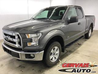 Used 2016 Ford F-150 XLT KING CAB ECOBOOST 4x4 MAGS CAMÉRA DE RECUL for sale in Trois-Rivières, QC