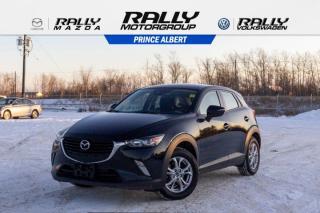 Used 2018 Mazda CX-3 GS for sale in Prince Albert, SK