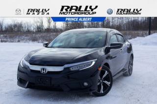 Used 2018 Honda Civic Sedan Touring for sale in Prince Albert, SK