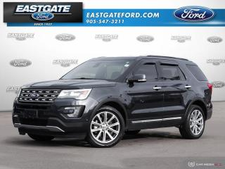 Used 2017 Ford Explorer LIMITED for sale in Hamilton, ON
