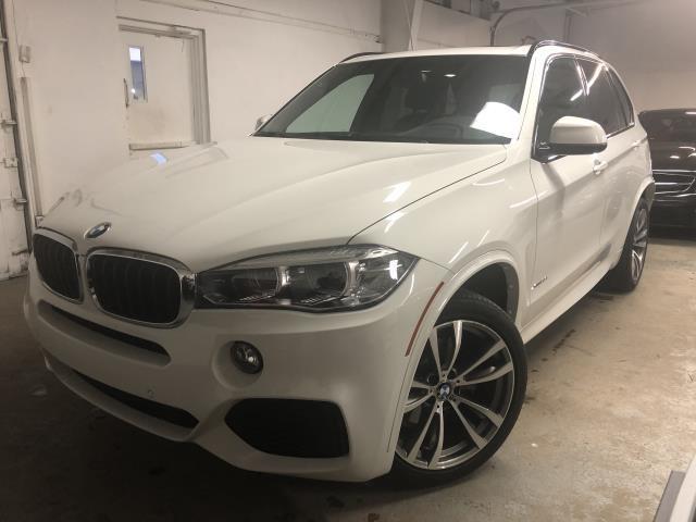 2016 BMW X5 XDRIVE35I M PKG