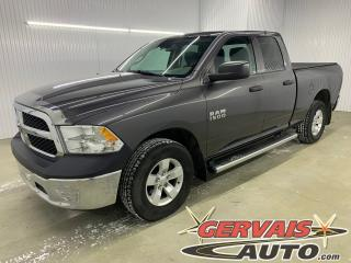 Used 2014 RAM 1500 SXT QUAD CAB MAGS 4x4 for sale in Shawinigan, QC