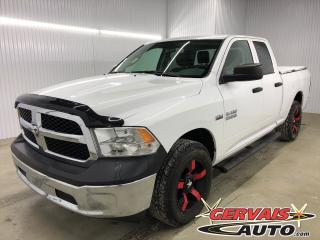 Used 2017 RAM 1500 SXT V8 HEMI QUAD CAB 4x4 MAGS for sale in Shawinigan, QC