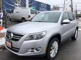 Used 2009 Volkswagen Tiguan Highline for sale in Scarborough, ON