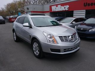 Used 2016 Cadillac SRX Luxury Collection AWD for sale in Ottawa, ON