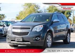Used 2011 Chevrolet Equinox 2LT for sale in Whitby, ON