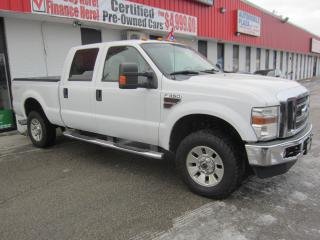 Used 2008 Ford Super Duty F-350 SRW XLT 9,995+HST+LIC FEE / CERTIFIED / DIESEL / POWERSTROKE for sale in North York, ON
